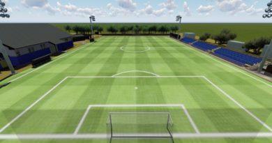 Más de mil millones de pesos costará el nuevo estadio de Queilen